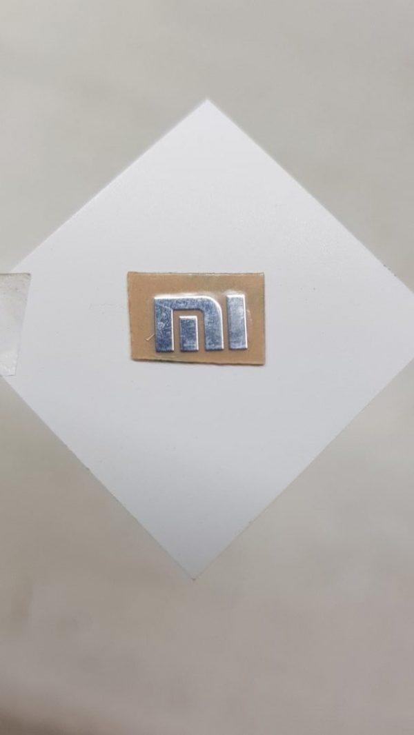 Mi metallic logo Glossy Shine