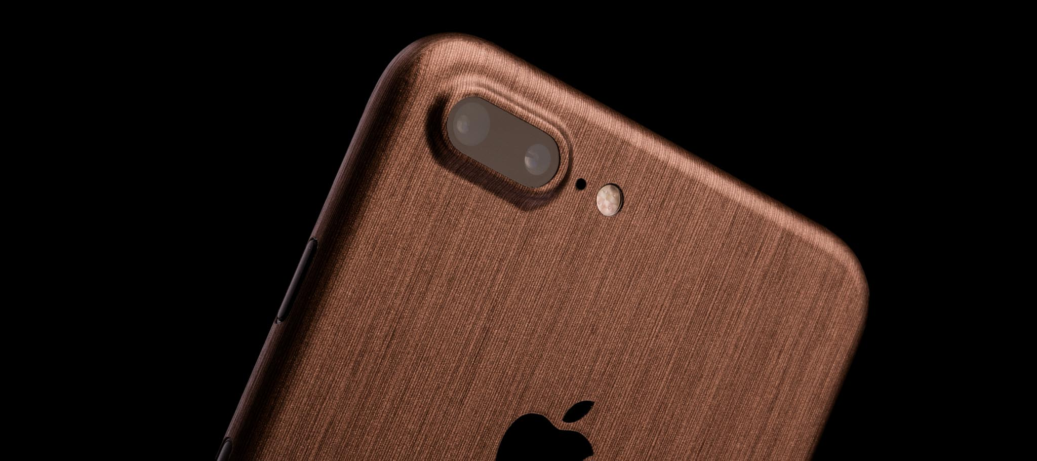 Wood Matte Yellow Vertical iPhone Lamination